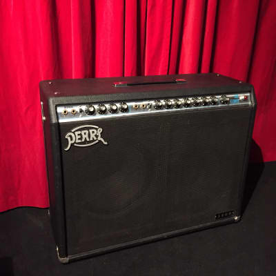 Pearl Sunflower 1200 PFT1200 Type TWIN REVERB Silverface for sale