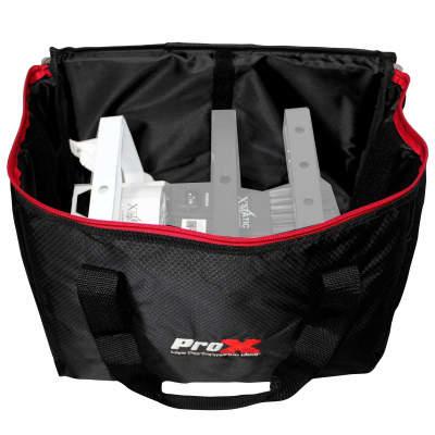 "ProX 16"" DJ Lighting Pro Audio Accessory Carry Travel Bag"