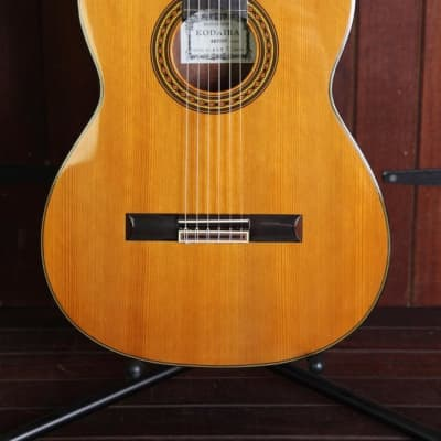 Kodaira AST30 1980s Vintage Classical Guitar Made in Japan for sale