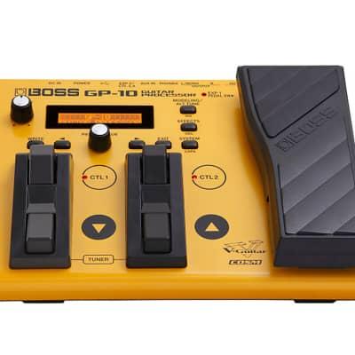 Boss GP-10 Guitar Processor Multi-Effect Unit w/ GK-3 Pickup for sale