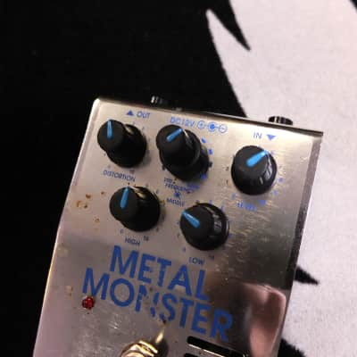Guyatone Flip Metal Monster for sale