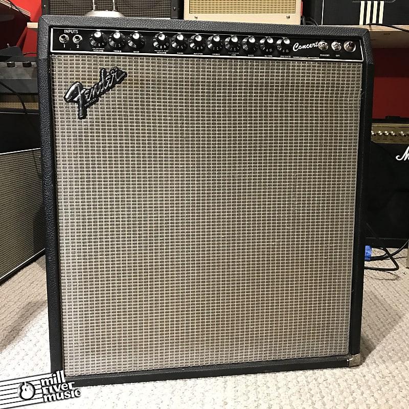 Fender Concert Vintage 60W 4x10