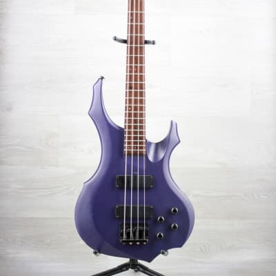 Grass roots by ESP Forest bass 2000s Purple for sale