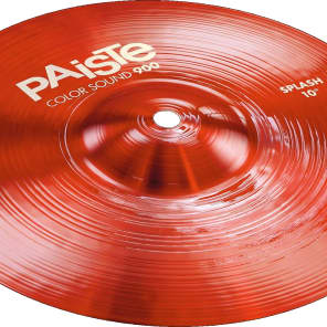 "Paiste 12"" Color Sound 900 Series Splash Cymbal"
