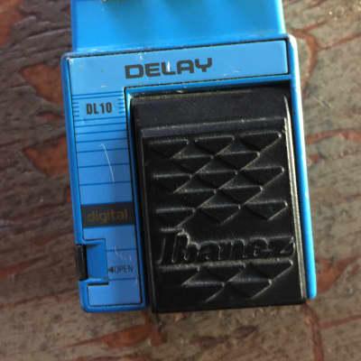 Ibanez DL-10 Delay 1980s' ?  Blu