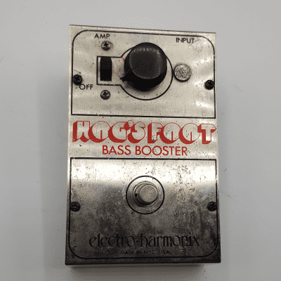 Electro-Harmonix Hog's Foot Bass Booster