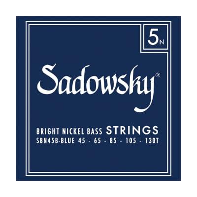 Sadowsky NI Blue Label 5 Set 45-130