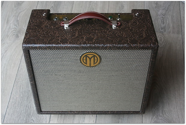 """maybach """"wilhelm 5w reverb combo"""" 