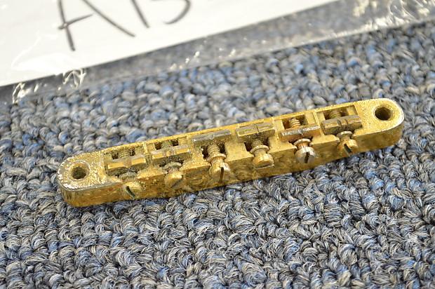 Gibson Les Paul Custom ABR-1 Bridge 1961-1963 Gold