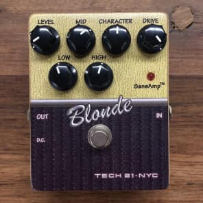 Tech 21 Blonde Overdrive/Boost