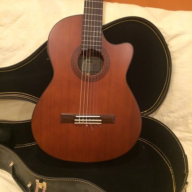 yamaha cg 150cce acoustic electric nylon string guitar 2000 39 s reverb. Black Bedroom Furniture Sets. Home Design Ideas
