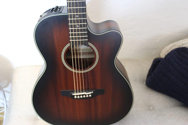 takamine cp771mc sb mahogany the guitar parts store reverb. Black Bedroom Furniture Sets. Home Design Ideas