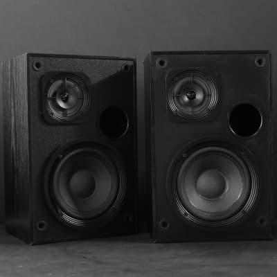 Bose InterAudio 2000 Bookshelf Speakers made in USA