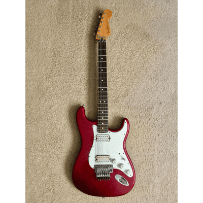 Fender Floyd Rose Classic HH Stratocaster (1998-2003; Strat Special HH) w/ case & goodies for sale