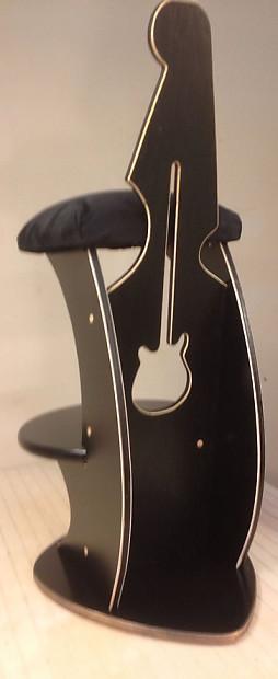 Guitar Stool Really Cool Stool Gen 4 Fn 2014 Black Mild