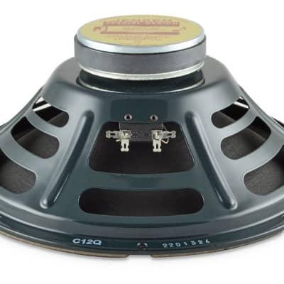 Jensen C 12 Q 8 Ohm   Altoparlante Per Amplificatori Per Chitarra   12″ 35 W Ceramico for sale