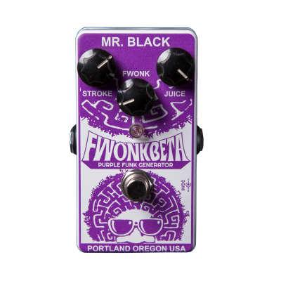 Mr Black Fwonkbeta Purple Funk Generator