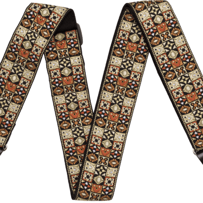 Fender® Festival Strap, Tan for sale