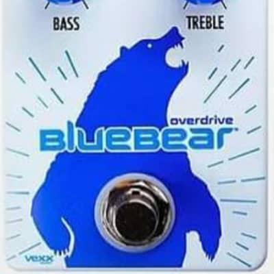 VEXX AUDIO  Blue Bear  2021 White & Blue