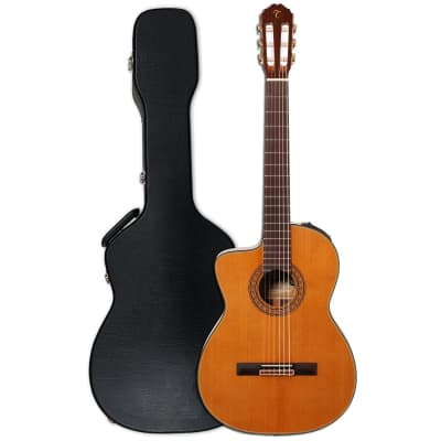 Takamine TC132SC-LH Left Handed Acoustic-Electric Guitar - Natural for sale