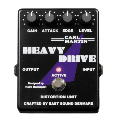 Carl Martin Heavy Drive for sale
