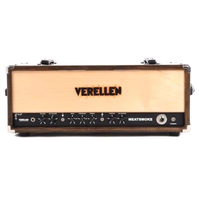 Verellen Meatsmoke 300 Watt Tube Bass Head (Serial #946)