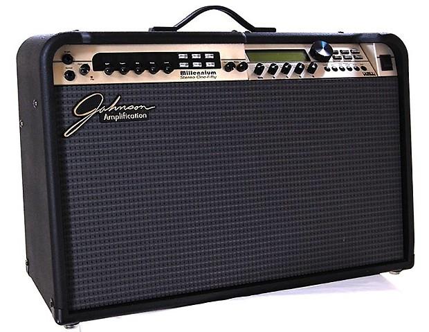 johnson millenium jm 150 2x12 stereo combo guitar amplifier reverb. Black Bedroom Furniture Sets. Home Design Ideas