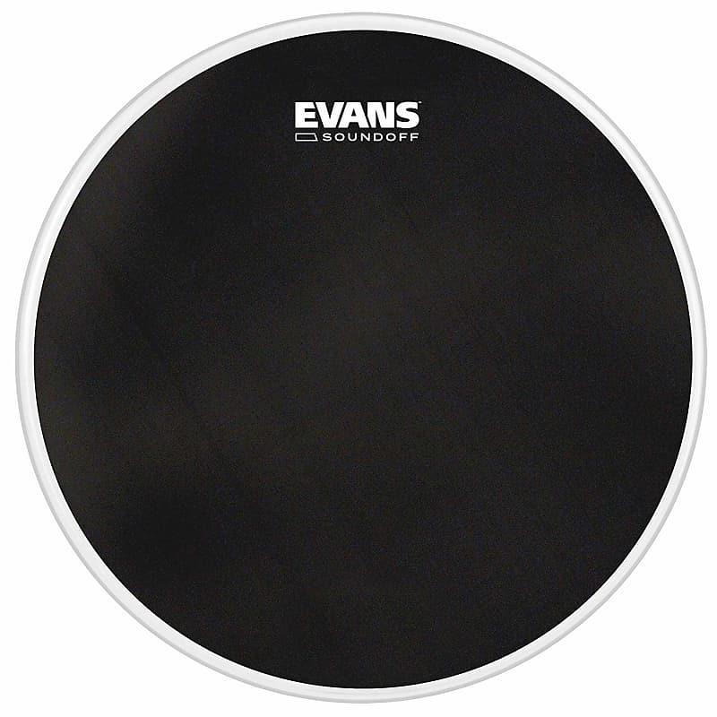 evans sound off 22 bass drum heads reverb. Black Bedroom Furniture Sets. Home Design Ideas