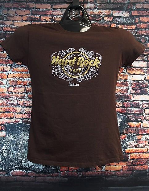 Hard Rock Cafe Paris T Shirt Price