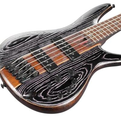 Ibanez SR1305SB-MGL Premium Series E-Bass 5 String Magic Wave Low Gloss + Bag for sale