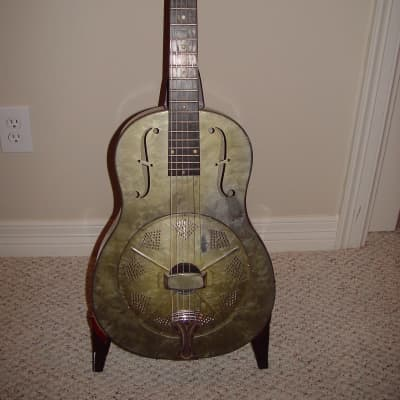 National  Duolian  1932 Natural  6 string for sale