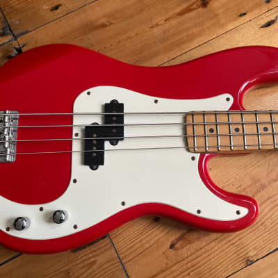 1990s Vester Stage Series Precision Bass Guitar Roadworn for sale