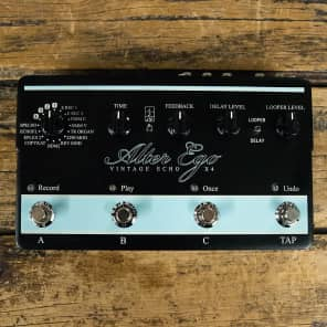 TC Electronic Alter Ego X4 Vintage Delay & Looper