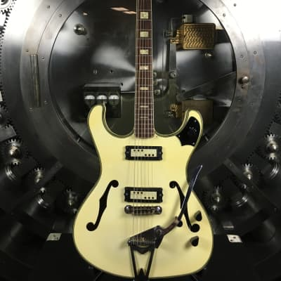 Fandel Hollowbody 12 String Electric 1970's Made in Japan for sale