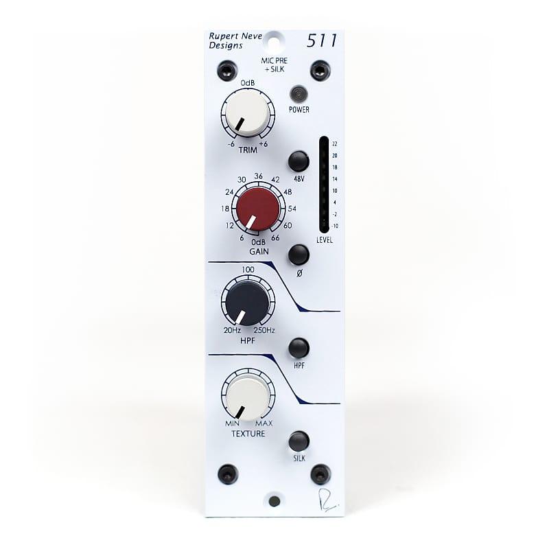 rupert neve designs portico 511 mic pre vintage king audio reverb. Black Bedroom Furniture Sets. Home Design Ideas