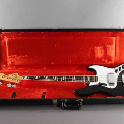 2016 Fender American Vintage '74 AVRI Jazz Bass Black for sale