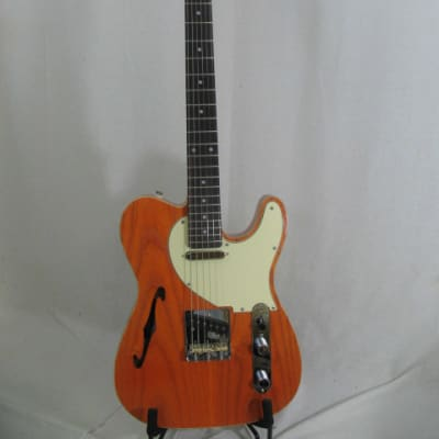 Logan Custom Thinline Telecaster 2021 Gretsch Orange for sale