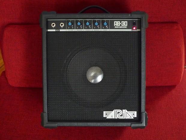 aria ab 30 bass amp in ottawa canada reverb. Black Bedroom Furniture Sets. Home Design Ideas