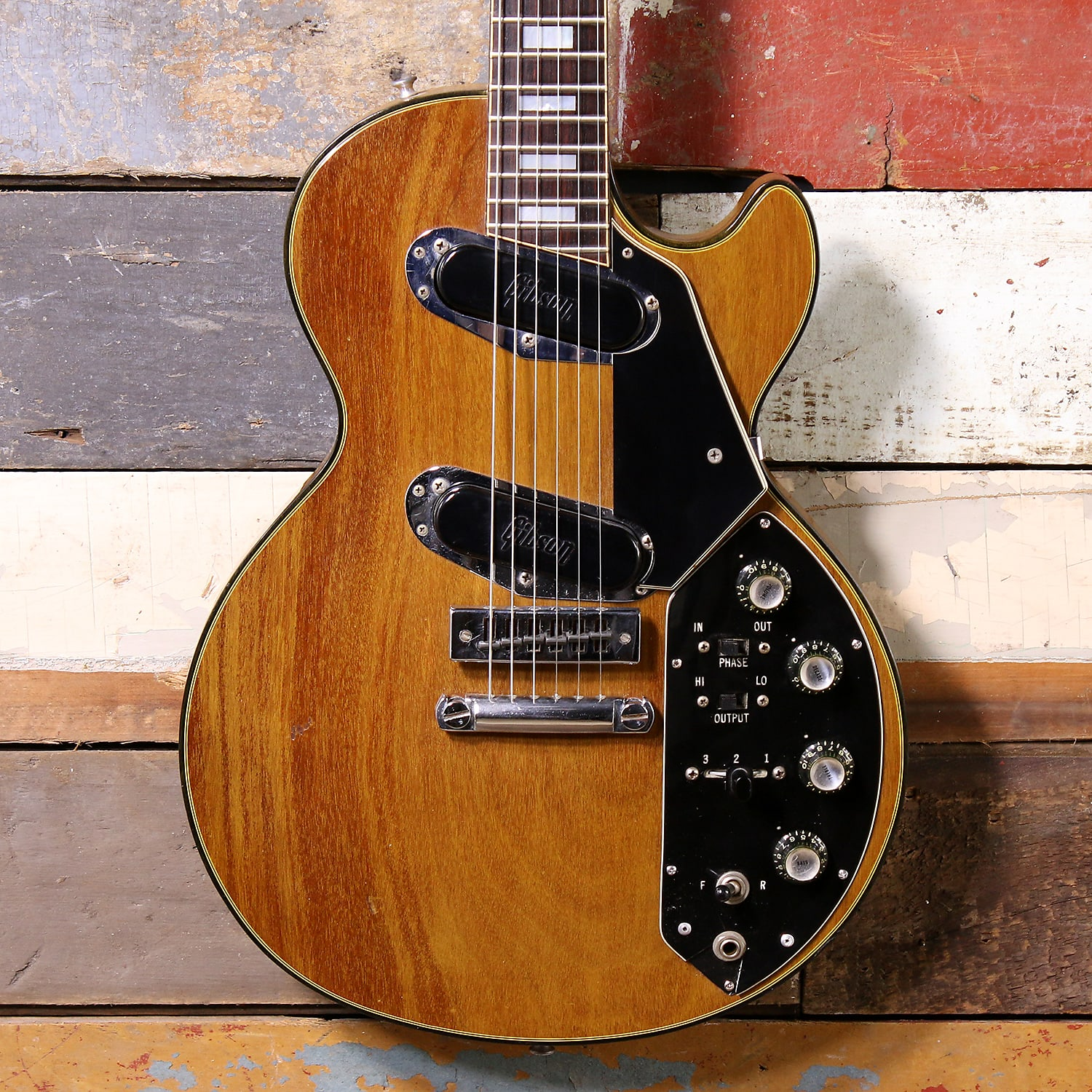 1971 Gibson Les Paul Recording Natural