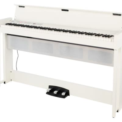 Korg C-1 Air 88 Key Digital Piano White NEW Open Box w FAST n FREE Shipping
