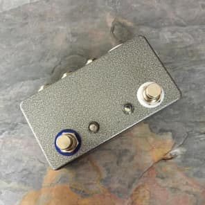 NEW! Coppersound Pedals  ABY Switcher - Silver Vein