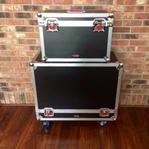 Gator G-TOURMINIHEAD1 Lunchbox Guitar Amp ATA Tour Case - Small