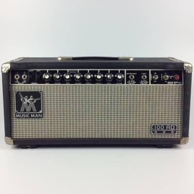 Music Man 100 RD 100-Watt Guitar Amp Head with Distortion 1980 - 1984