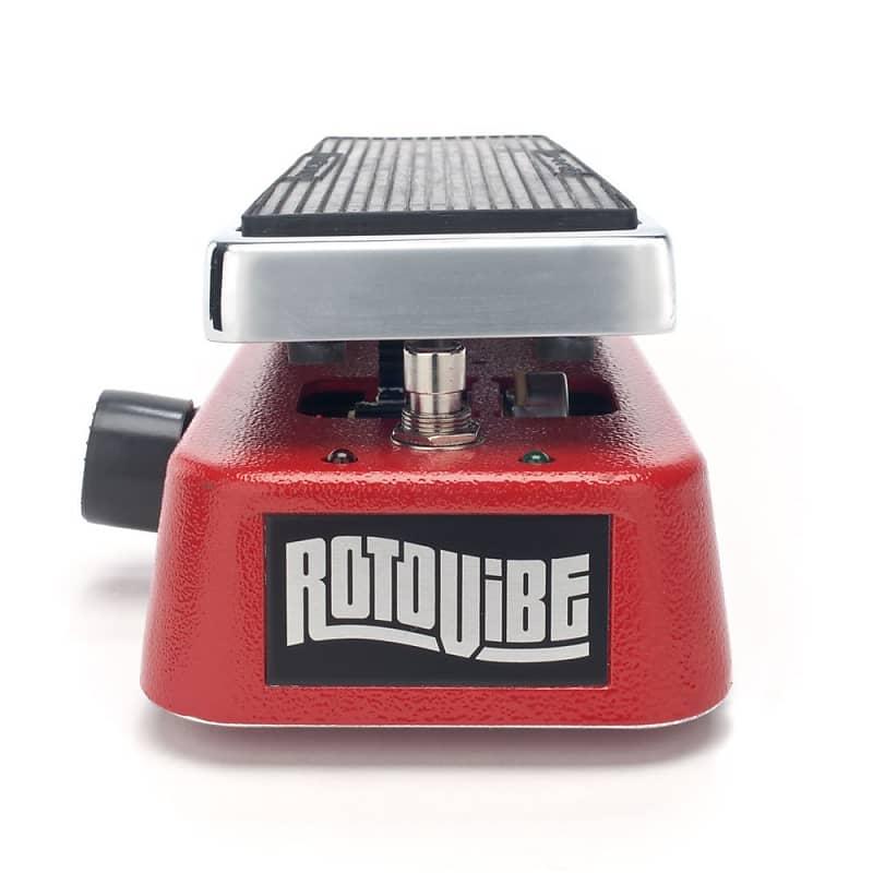 dunlop rotovibe chorus vibrato jd4s u guitar pedal reverb. Black Bedroom Furniture Sets. Home Design Ideas