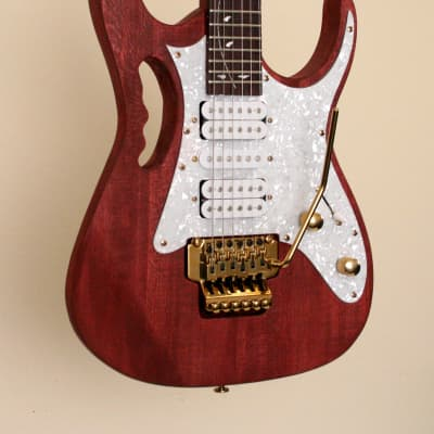 Homemade Electric Guitar with Tremolo Bridge for sale