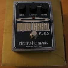 Electro-Harmonix Holy Grail Plus Reverb Gray, Black, Gold