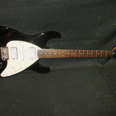 Brownsville  Strat Style HSH Guitar Black for sale