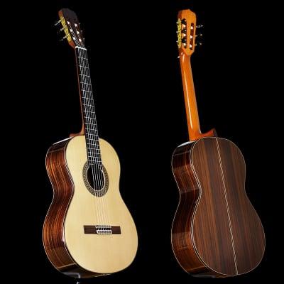 Jose Ramirez Estudio 2 AB classical guitar (2021, SN: 105) for sale