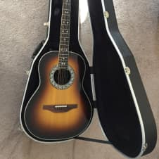 Glen Campbell 40th Anniversary Ovation 12 String