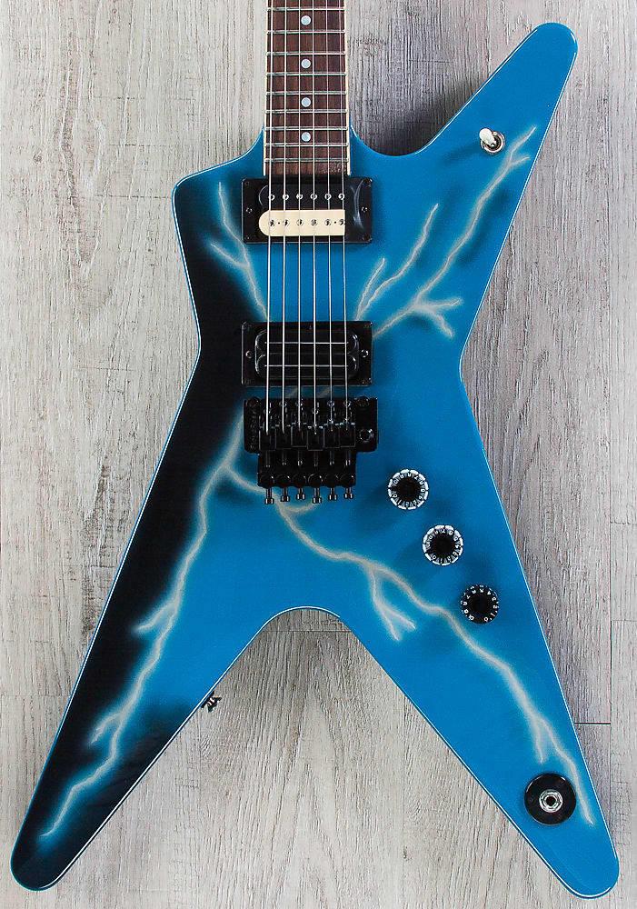 dean guitars usa dimebag commemorative ml limited run reverb. Black Bedroom Furniture Sets. Home Design Ideas